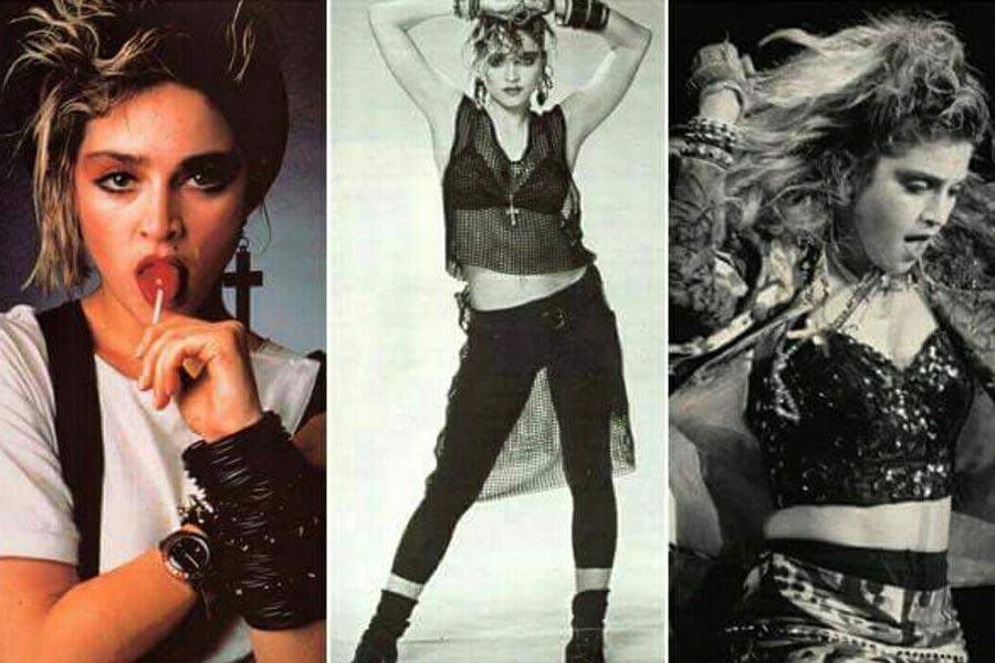 Lo stile di Madonna negli anni Novanta