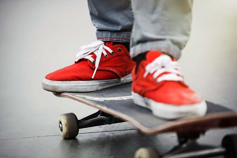 Lo stile skater, qual è il codice da seguire