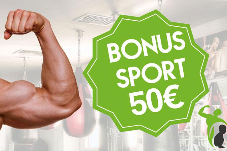 Spio life club sport bonus