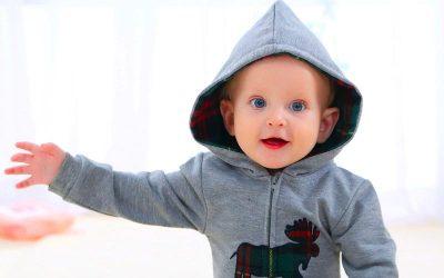Le felpe per neonati, come sceglierle