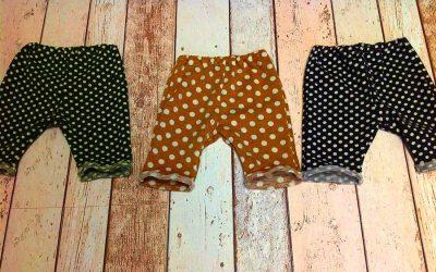 I pantaloni per neonati!