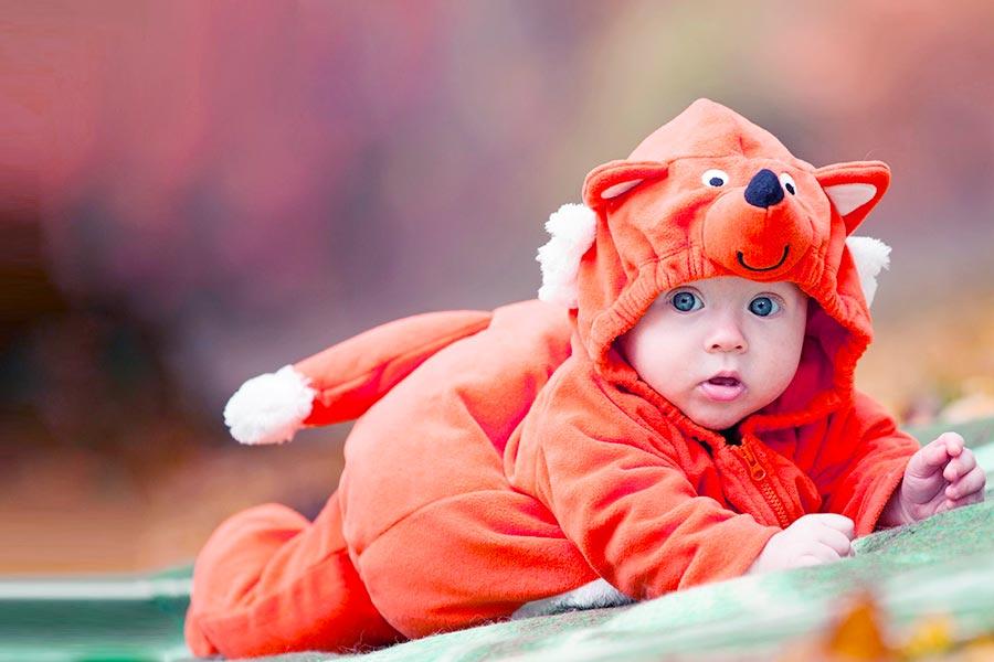 Le tutine per i neonati!