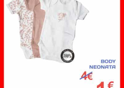 Body neonata