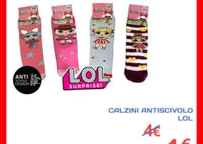 Calzini antiscivolo LOL