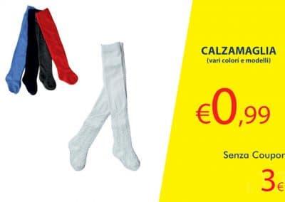 Calzamaglia coupon