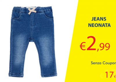 Coupon Jeans corretto