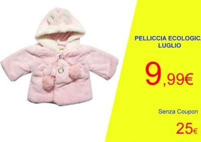 Pelliccia femminuccia coupon