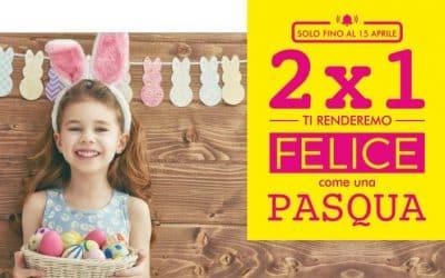 Ti renderemo Felice come una Pasqua
