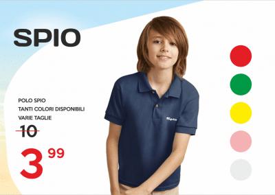 Polo SPIO Vari colori RBM.SP001